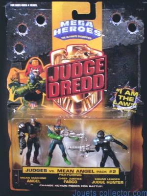 JUDGES vs. MEAN ANGEL