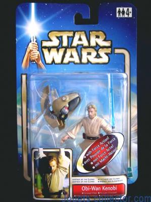Obi-Wan KENOBI Coruscant Chase