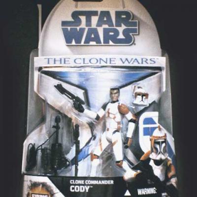 CODY Clone Commander