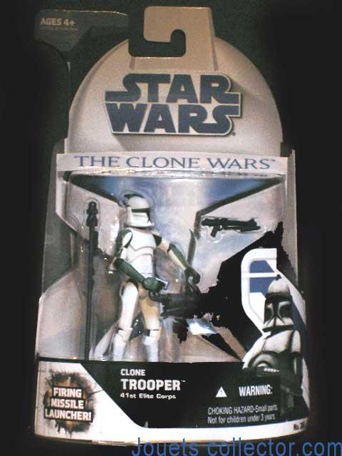 Clone TROOPER 41St Elite Corps