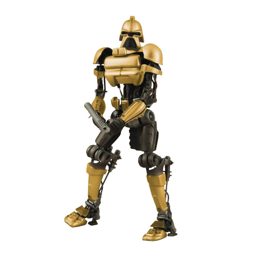 Battlestar razor cylon commander