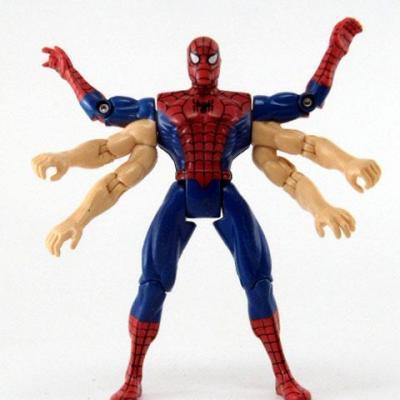 SPIDER-MAN Six bras