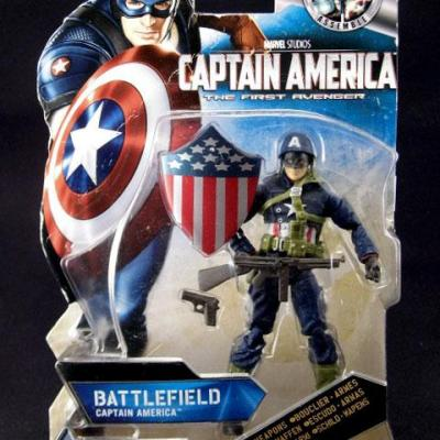 CAPTAIN AMERICA Battlefield