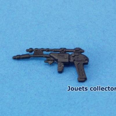 Blaster pistol of LANDO CALRISSIAN