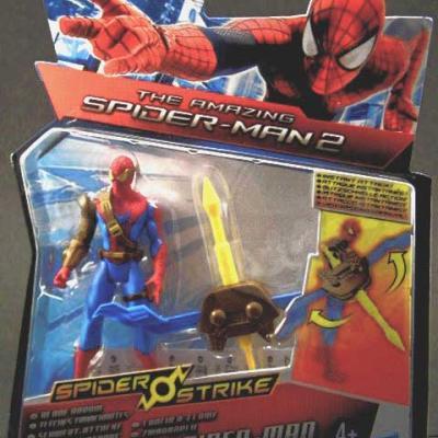 SPIDER-MAN Fléches tranchantes