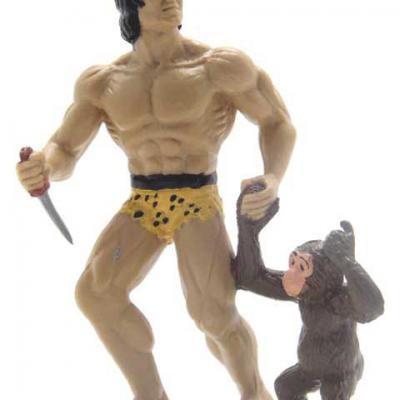 TARZAN & Cheetah