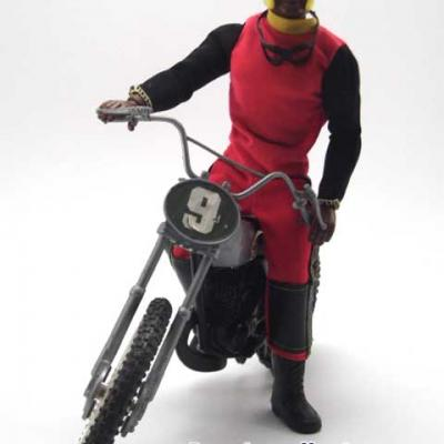 BIG JACK & HONDA Motocross
