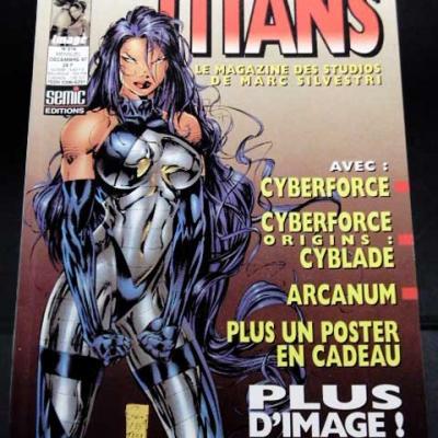 TITANS N°216