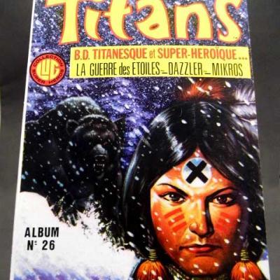 Album TITANS N°26