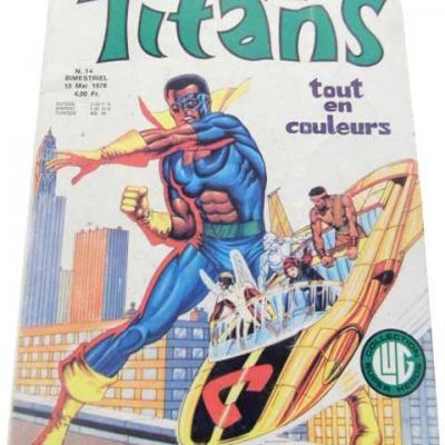 TITANS #14