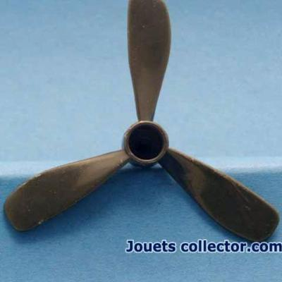 Propeller of KILLER W.H.A.L.E