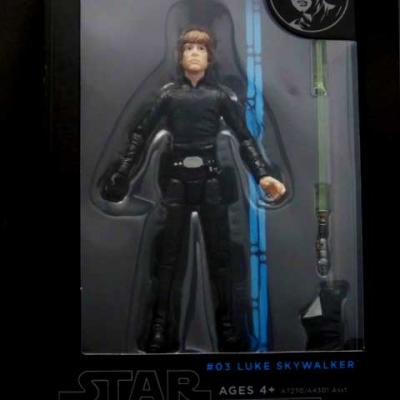LUKE SKYWALKER Chevalier Jedi