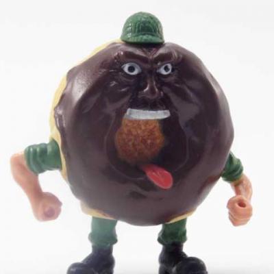 Major MUNCH (Chocolat Frosting)