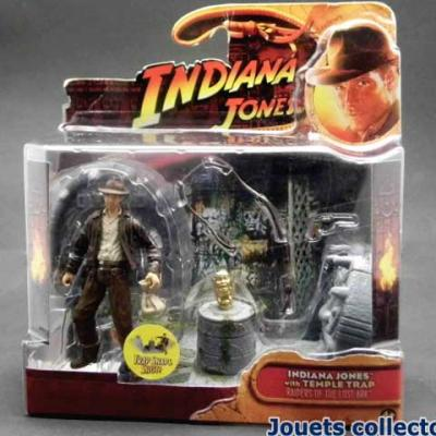 INDIANA JONES et le piège du temple