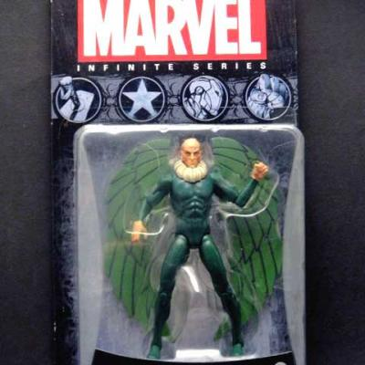 Marvel's VULTURE