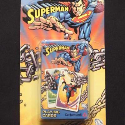 Cartes SUPERMAN