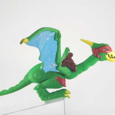 PTERODACTYL of Cave Turtle Raph