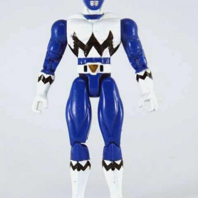 Blue Ranger KAI CHEN