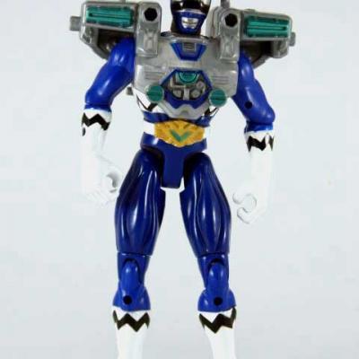 KAI CHEN Ranger Bleu