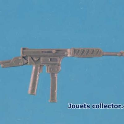 Submachine Gun of Beach Head
