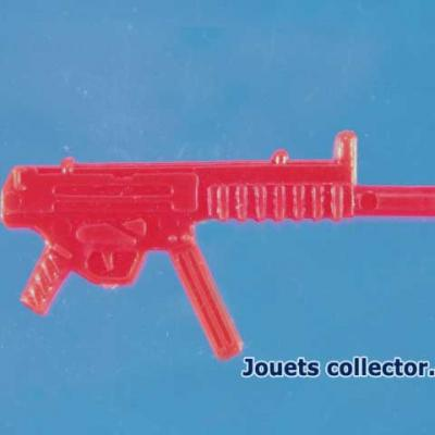Pistolet mitrailleur Duke v5