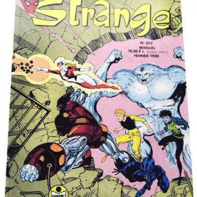 STRANGE #242