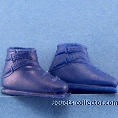 Chaussures de ski Bleues