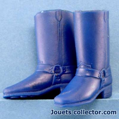 Bottes Bleues Space Leader