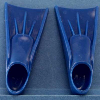 Blue FLIPPERS