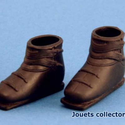 Chaussures de ski Noires