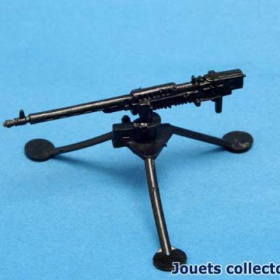 Machine Gun & Tripod