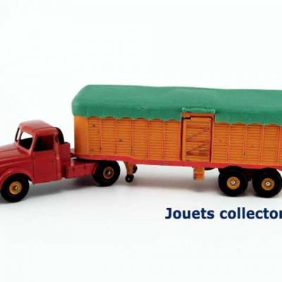 Tractor-trailer WILLEME