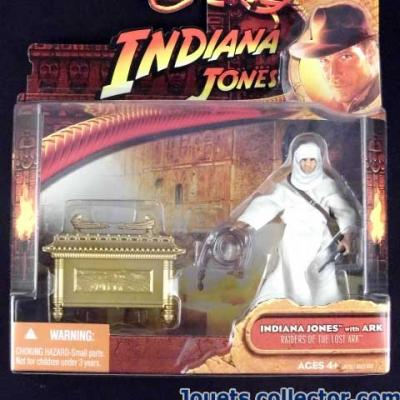 INDIANA JONES et l'arche d'alliance