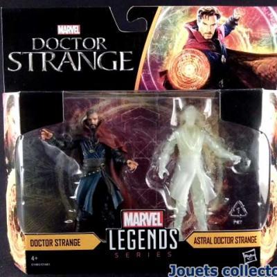 Doctor STRANGE & Astral Doctor STRANGE