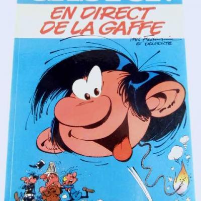EN DIRECT DE LA GAFFE'