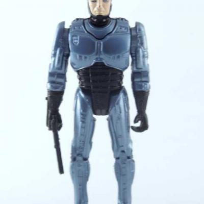 ROBOCOP with interchangeable armor