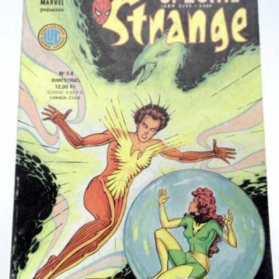 SPECIAL STRANGE N°54
