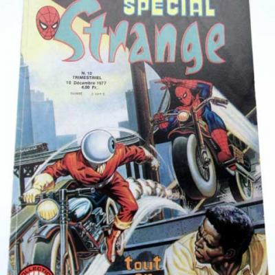SPECIAL STRANGE #10