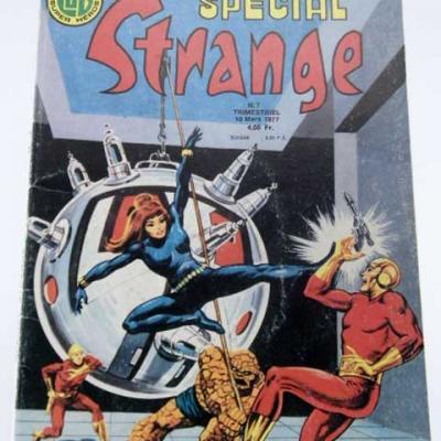 SPECIAL STRANGE N°7