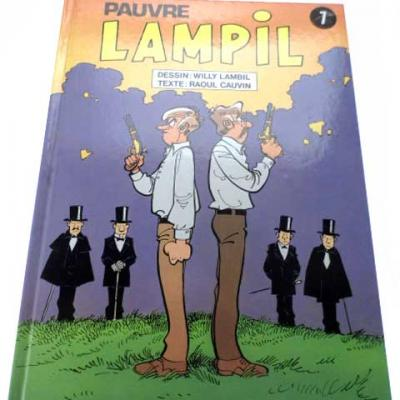 PAUVRE LAMPIL Tome 7