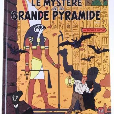 Le Secret de la Grande Pyramide Tome 1