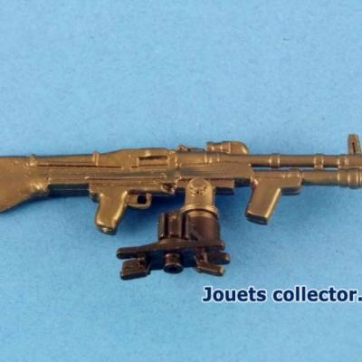 Submachine Gun of SKYFIRE