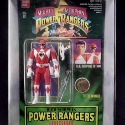 Red Ranger JASON