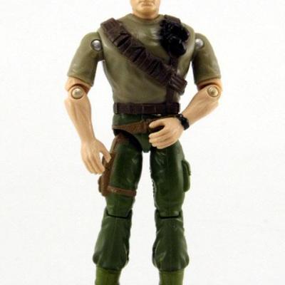 Sgt. SAVAGE v.1
