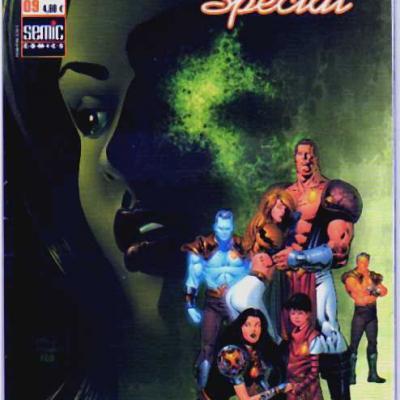 CROSSGEN Special #9