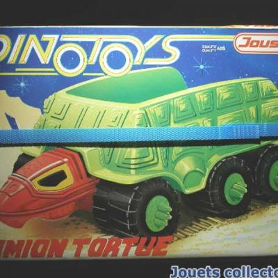 CAMION TORTUE