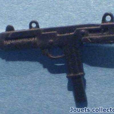 UZI Machine Gun of Nunchuk