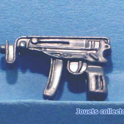 Machine Pistol Neo Viper v4