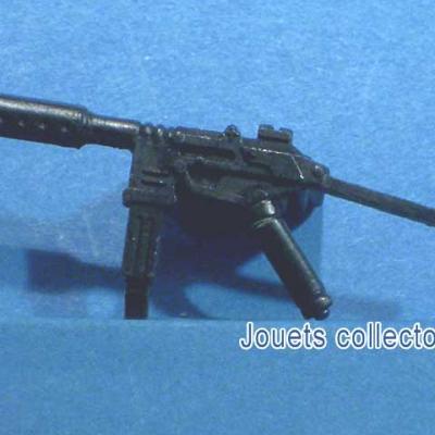 Sub-Machine Gun of Firefly v6