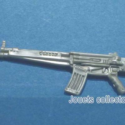 Machine Gun of Duke
